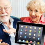 Technology and an ageing population
