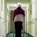 Ageing population is 'strain on services'