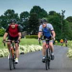 Demelza Hospice Care for Children's cyclist hunt for challenge