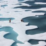 A Drop in Sulfate Emissions During the Coronavirus Lockdown Could Intensify Arctic Heatwaves