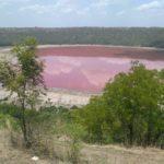 Indian Lake Turns Pink Leaving Locals Baffled