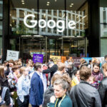 Extinction Rebellion, Greenpeace Campaign for a Breakup Between Big Tech and Big Oil