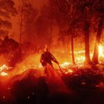 Climate Change Largely Missing from Campaign as Fires Rage