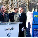 Google to bring free Wi-Fi to New York City