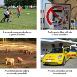 Google's Brain-Inspired software captions complex images