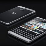 BlackBerry unveils a quirky new smartphone