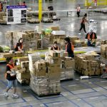Amazon poised to take on UPS, FedEx in delivery business