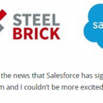 Salesforce buys SteelBrick from California and wind power from Virginia