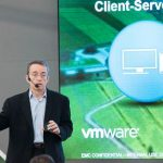 VMware CEO Gelsinger Talks IBM Venture Dell EMC Deal
