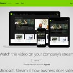 Microsoft's new service is like YouTube for the enterprise