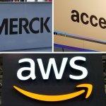 Accenture, Merck partner with Amazon Web Services for new cloud precision medicine platform