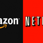 Amazon and Netflix push Wall Street higher