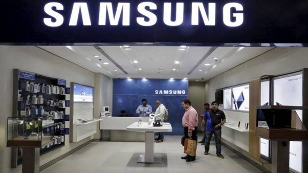 Samsung profit