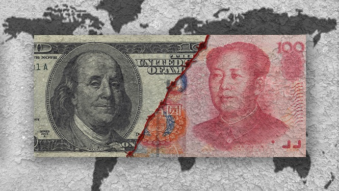 US-China Currency War