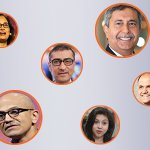 Top 10 Indian Origin Tech Executives Ruling The IT Industry