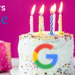 Google Turns 21: Iconic And Startling