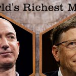 Jeff Bezos Loses World's Richest Man Title To Bill Gates, Reclaims