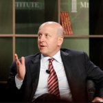 Less Chance of Recession in the US, Says Goldman CEO David Solomon