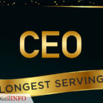 7 Longest Serving IT CEOs