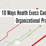 10 Ways Health Execs Can Improve Organizational Productivity