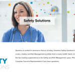 RLDatix to Acquire Quantros' Patient Safety Business to Extend Reach into GRC