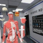 NDMC Partners with HTC DeepQ to Build Largest MR Anatomy Classroom in Taiwan
