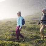 Seniors That Exercise Frequently, Don't Have Chronic Conditions More Likely to Stick to Wearable Tracking