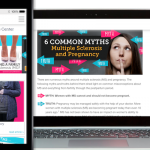 MyHealthTeams Launches New Resources for Pregnant Women with MS