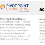 KLAS Names Epic, Pivot Point, Accenture Overall Best in KLAS 2020