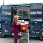Mayo Clinic in Florida Uses Autonomous Vehicles to Transport COVID-19 Test Samples