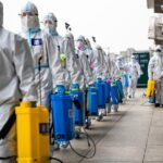 Fighting COVID-19 Pandemic: It Starts With Cleaning Our Devices