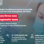 Abu Dhabi Introduces Three New Tests Amidst Surge in COVID-19 Cases