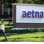 Health insurer Aetna revenue rises