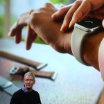 Apple's push into healthcare now includes Apple Watch data
