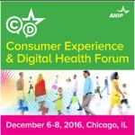 Topics at AHIP's Consumer Experience & Digital Health Forum are..