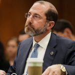 HHS Chief: It Would Take a 'Real Change' in the Risk from Virus to Close Southern Border