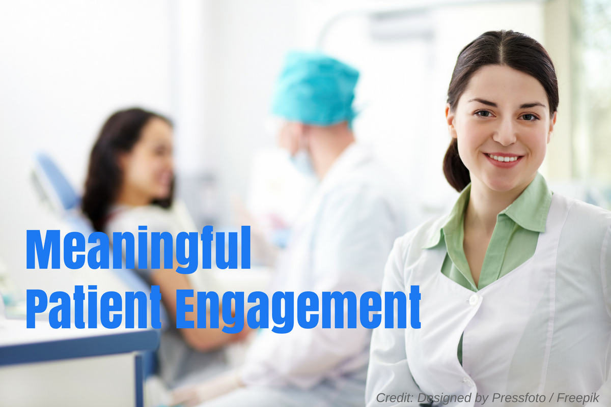 patient engagement How does vitalhealth patient engagement help you patient engagement is critical to achieve the triple aim of improving outcomes, improving the patient experience and lowering costs for the delivery of care.