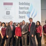 Center For Population Health And Aging Lands Redefining American Healthcare Award