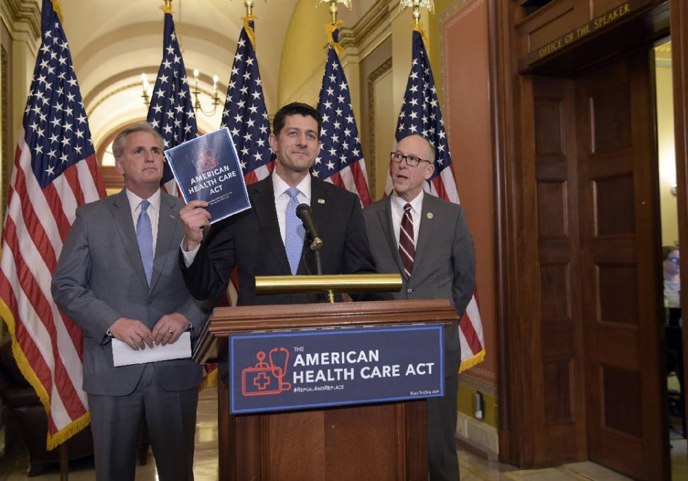 Why don't people like the American Health Care Act?