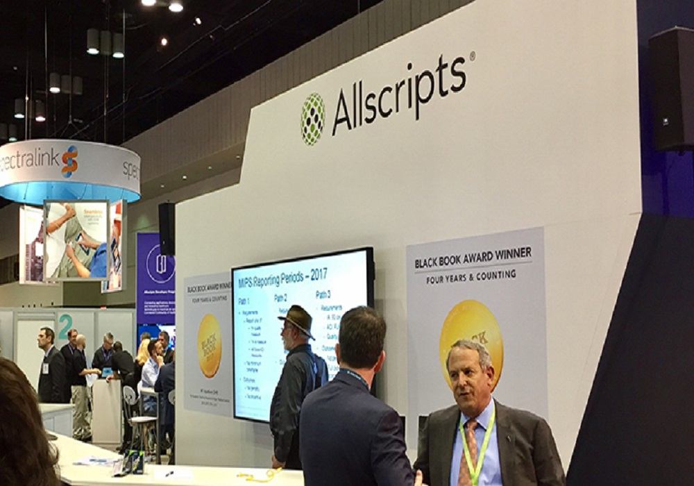 Image result for Allscripts CEO to VA: Look past the EHR and focus on interoperability