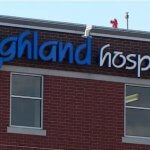 Highland Hospital in Charleston announces 31 layoffs