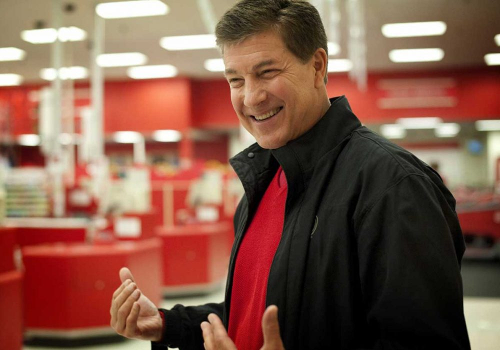 Target CEO talks prices, products and plans