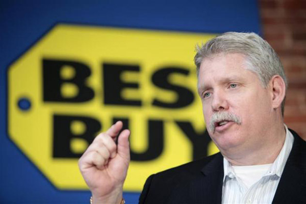 Interview With Best Buy CEO Brian Dunn