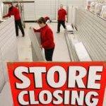 UK Store closures soar in bleak 'new reality'