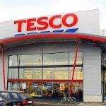 Tesco reacts to profits fall with price promotion