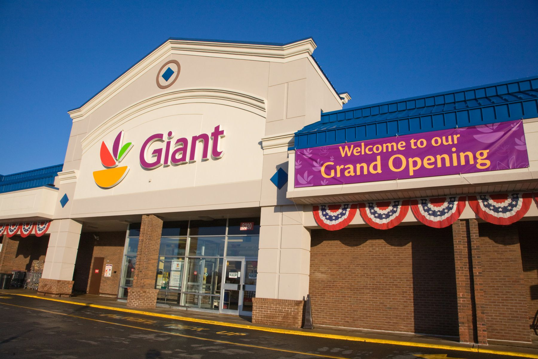 Giant Food Stores Store Manager