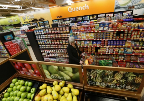 kroger supermarkets and the largest geographic span The kroger co is one of the world's largest grocery retailers, with fiscal 2012 sales of $968 billion the kroger co family of stores spans many states with store formats that include grocery and multi-department stores, discount, convenience stores and jewelry stores.
