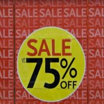 Discount wars bring sharpest fall in prices for seven years