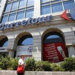 Carrefour to cut staff; exit plan may be in the works