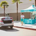 Target testing Curbside's store pickup model